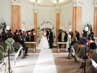 Tomme' + Brittany Wedding | Kansas City Wedding Photographer
