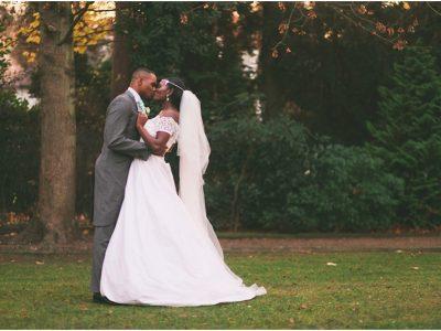 The Grange Northwood Wedding : Kerry + Ama