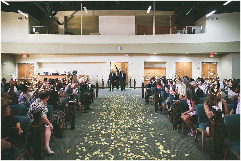 Orange County Church of Christ Irvine Wedding