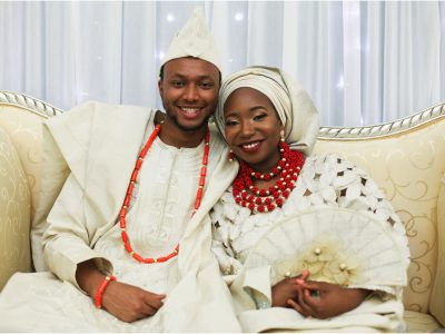 Greenwich West Community + Arts Centre London Traditional Nigerian Wedding : Christian + Temi